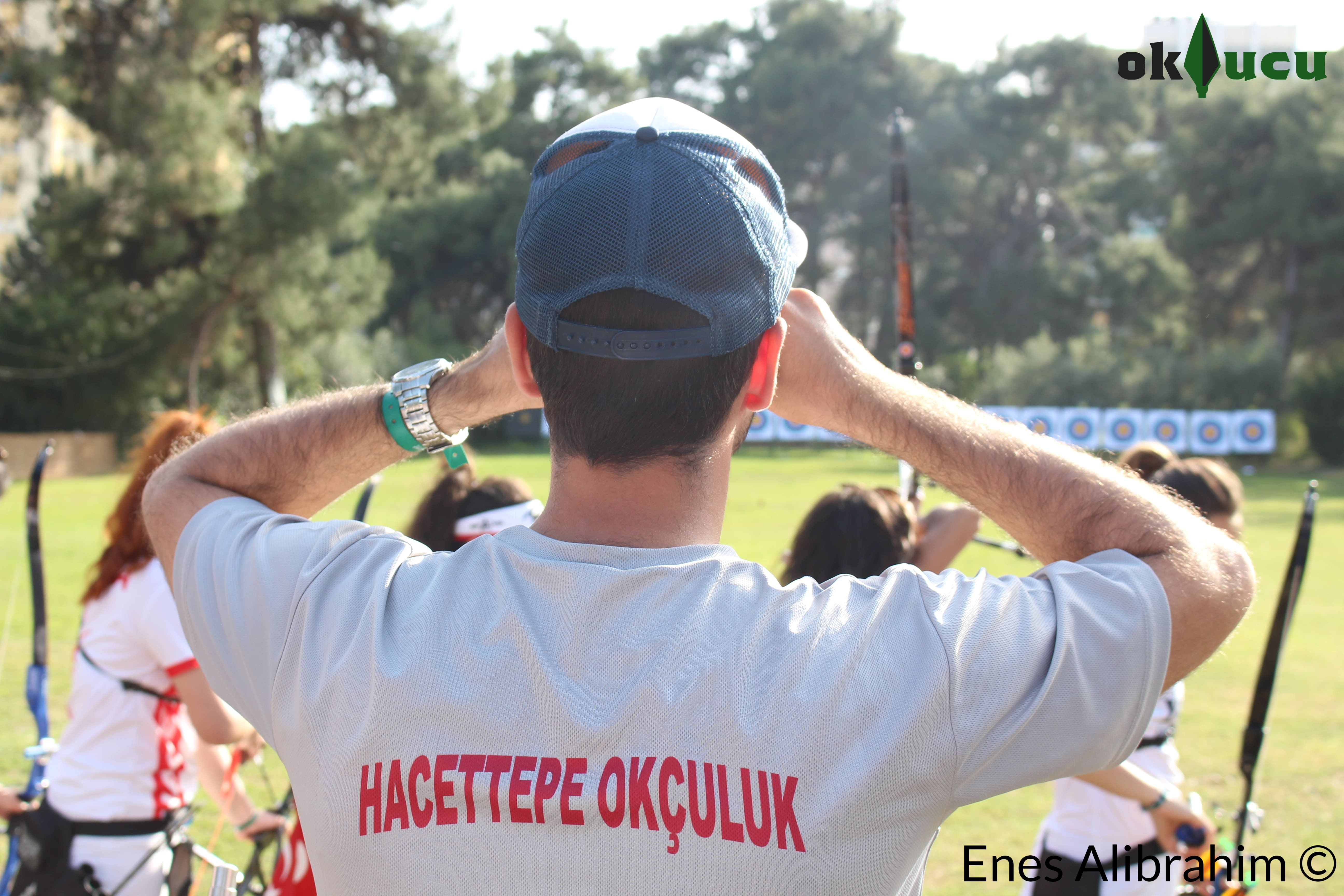 koç fest okçuluk yarışması, türkiye üniversiteler okçuluk yarışması