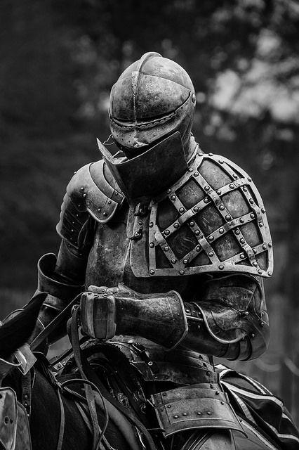 okçu ordusu, kara şovalye, kara süvari