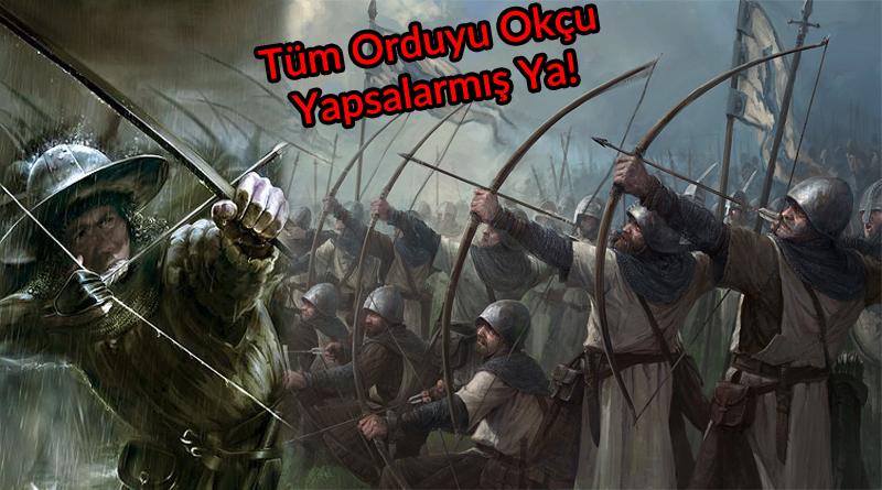 okçu ordusu